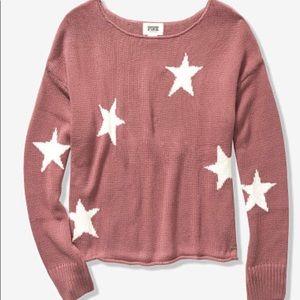 VS Star Sweater-NEVER WORN, STILL IN PACKAGING.